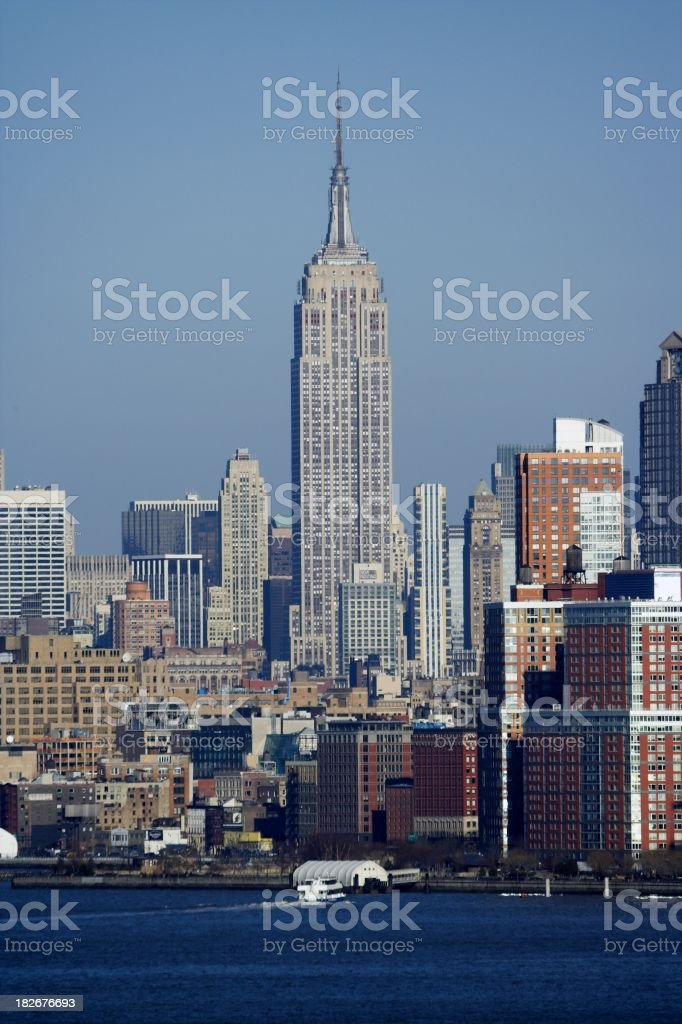 Midtown royalty-free stock photo