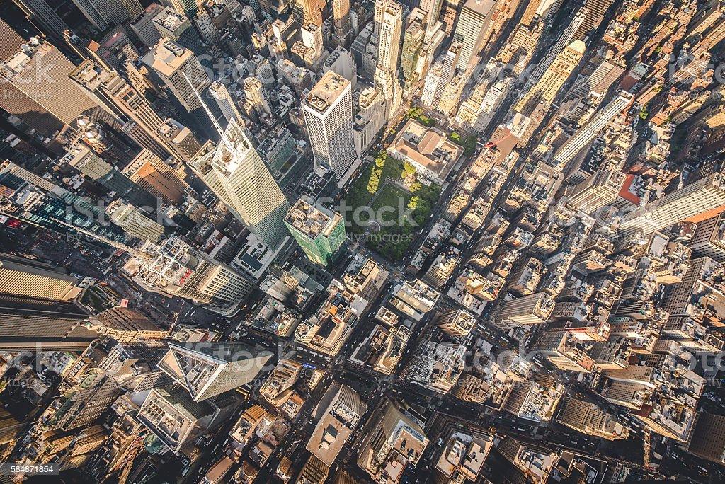 NYC Midtown stock photo
