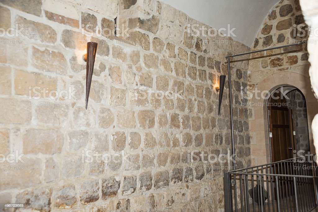Midyat Houses royalty-free stock photo