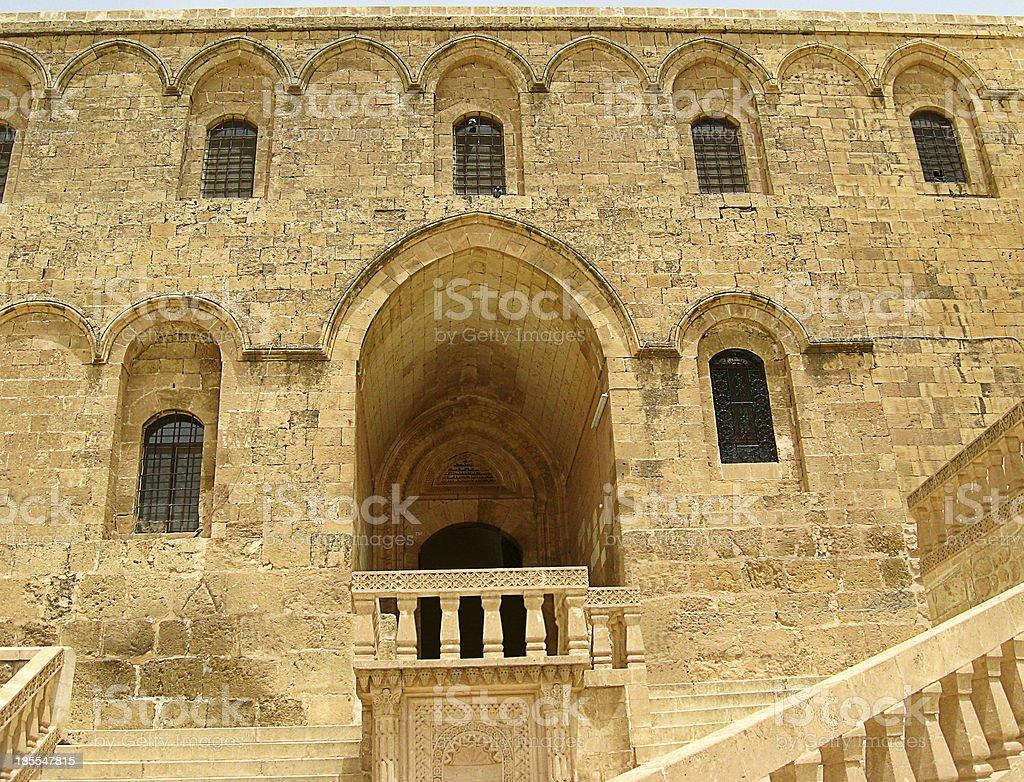 Midyat, Mardin, Turkey stock photo