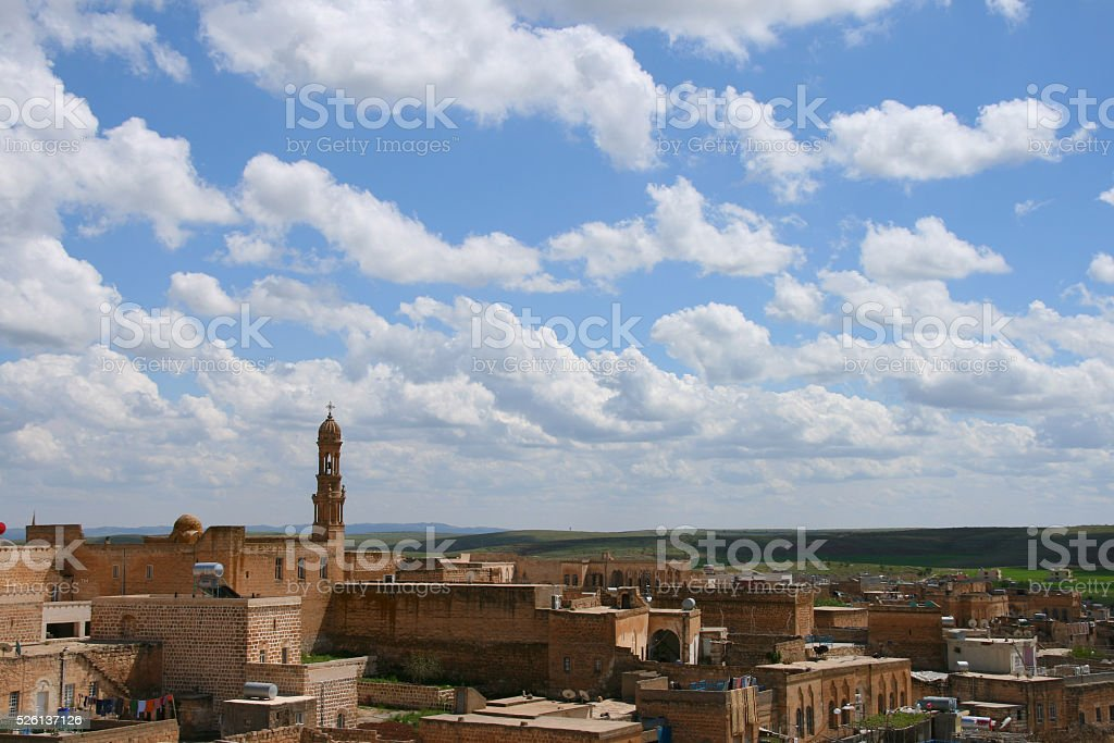 Midyat, Turkey stock photo