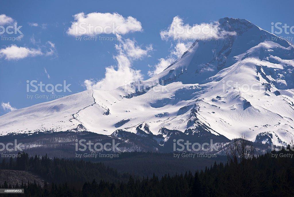 Mighty splendore della natura foto stock royalty-free