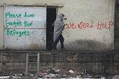 Migrants stuck in Serbia towards the EU
