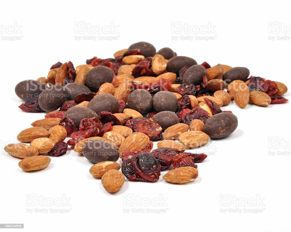 Miixed snack stock photo