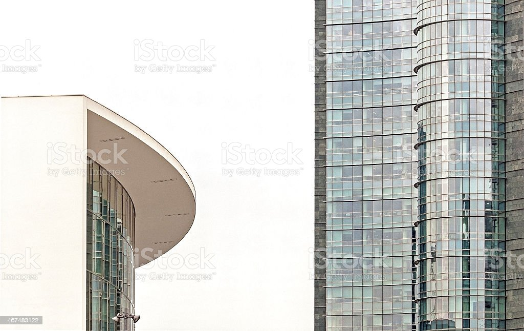 Milano, Expo. stock photo