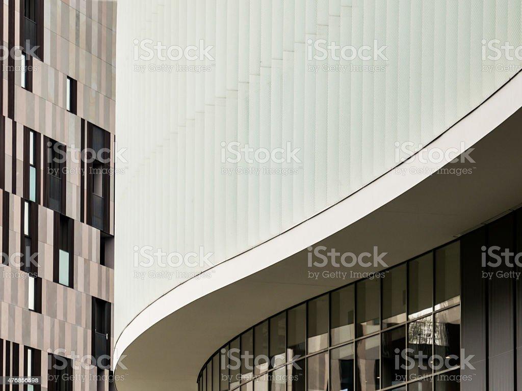 Milano, Expo stock photo