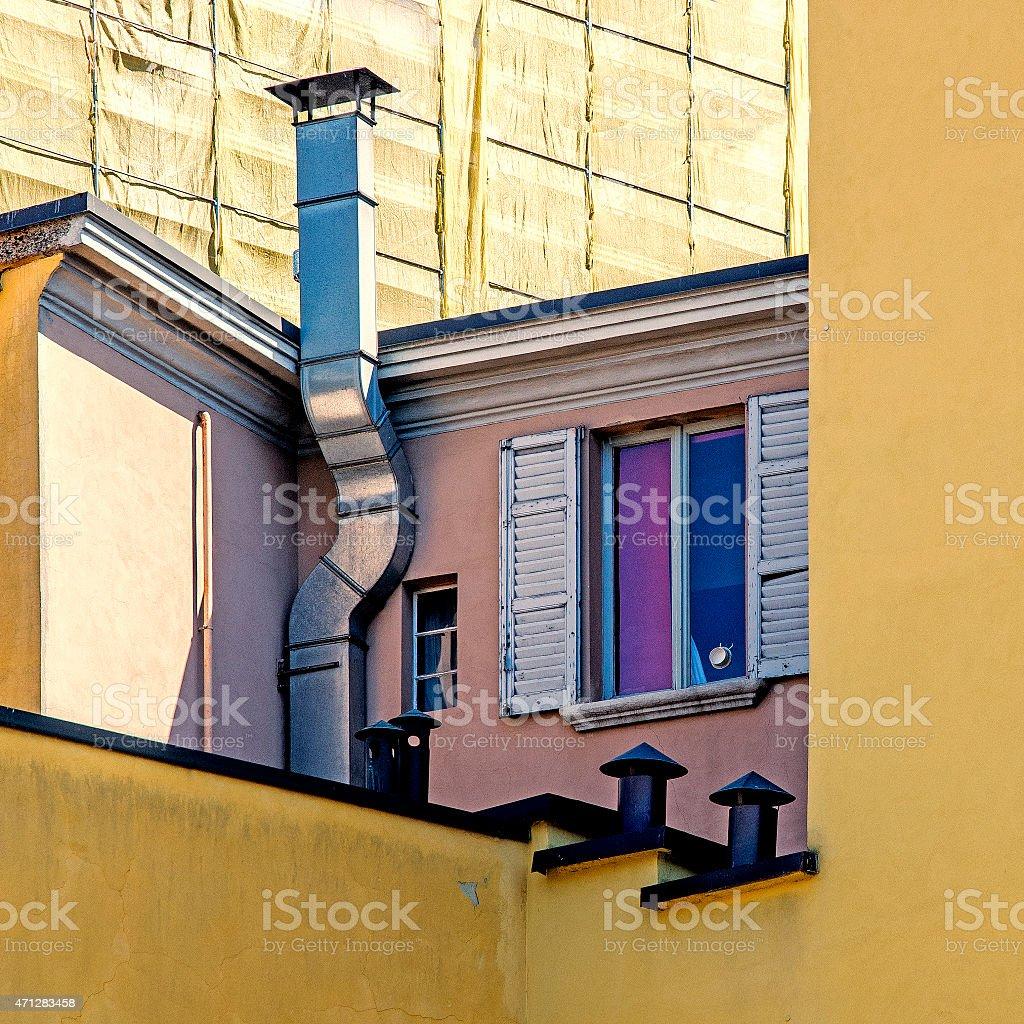 Milano, Italia stock photo