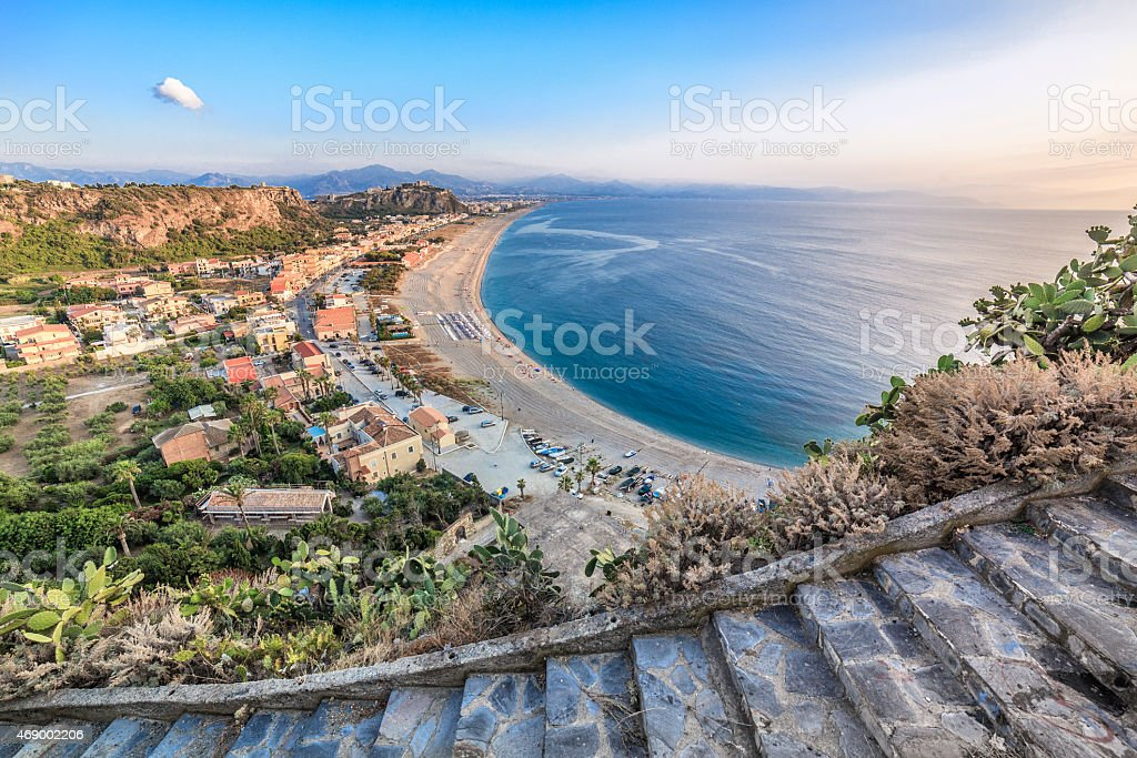 Milazzo stock photo