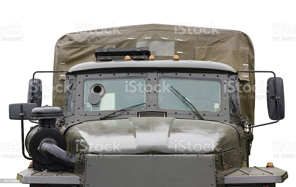 Military armour car royalty-free stock photo