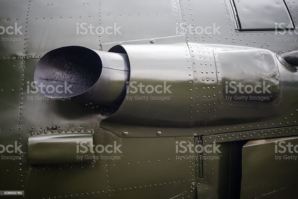 Military background with rivets stock photo