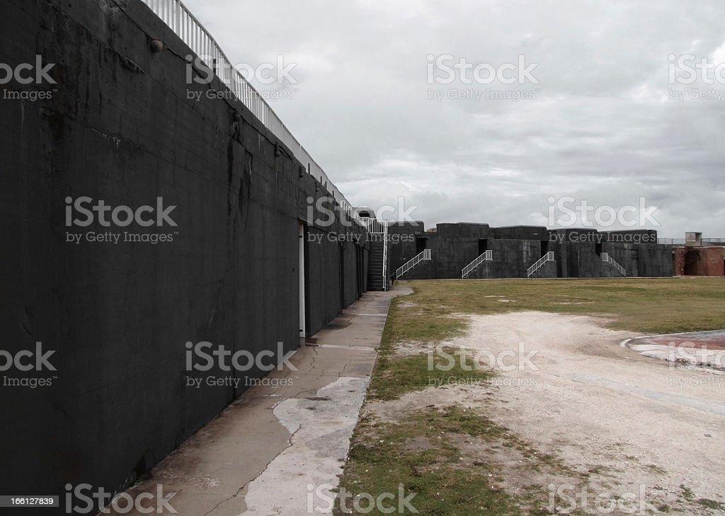 military construction stock photo