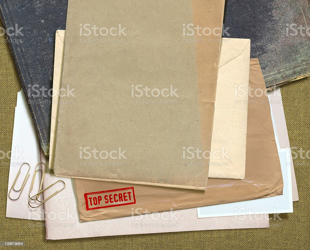 military message stock photo