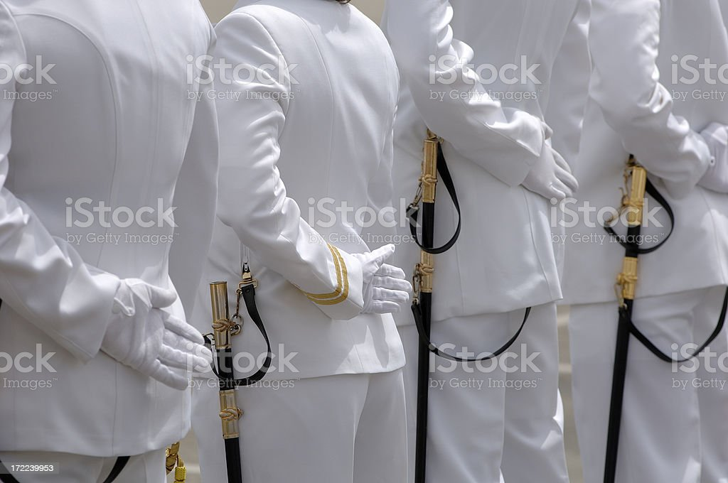 Military Pride royalty-free stock photo