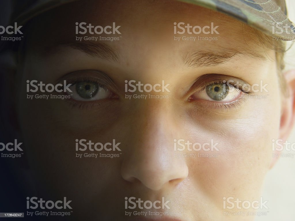 military - the dark side royalty-free stock photo