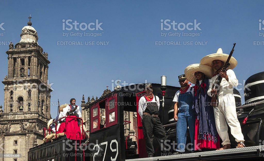 Military Train stock photo