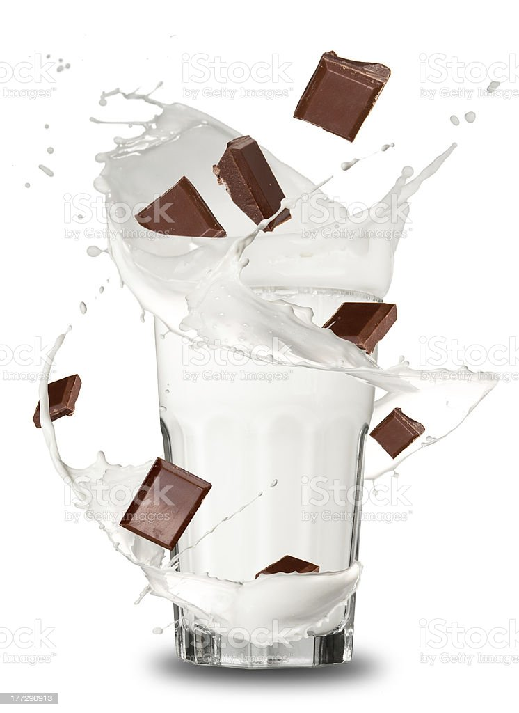 Milk drink stock photo