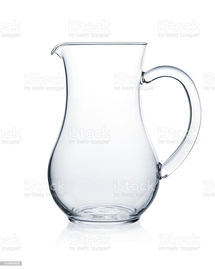 Milk jug royalty-free stock photo