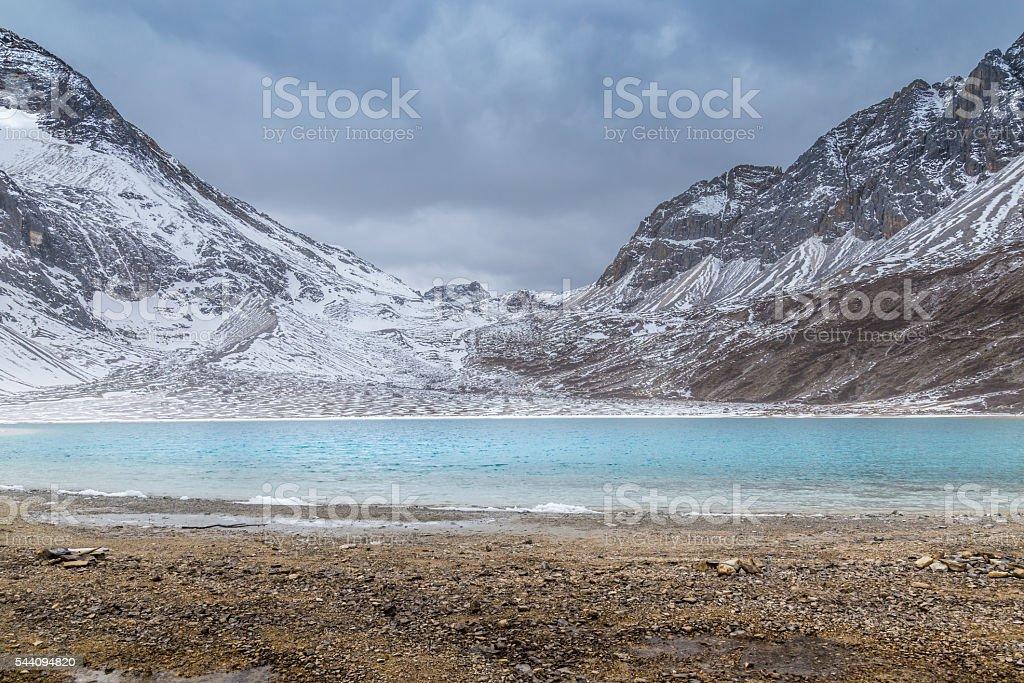 Milk Lake, Ya-ding, China, Nature stock photo