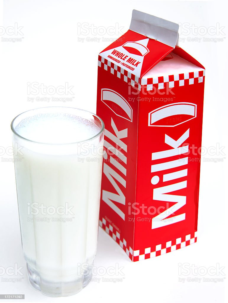 milk stock photo