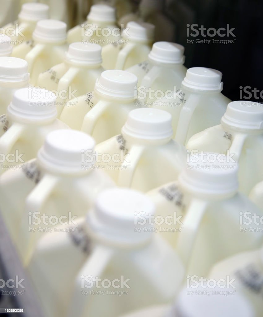Milk royalty-free stock photo