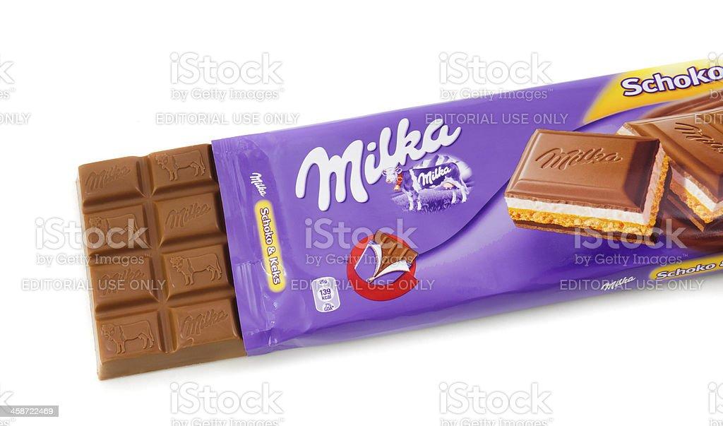 Milka Chocolate stock photo 458722469   iStock