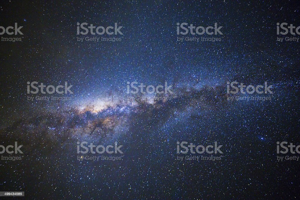Milky Way stock photo