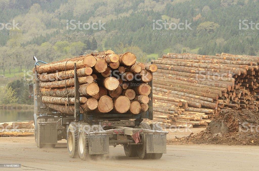Mill Ops stock photo