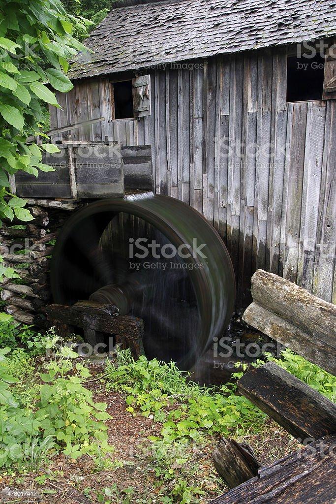 Mill royalty-free stock photo