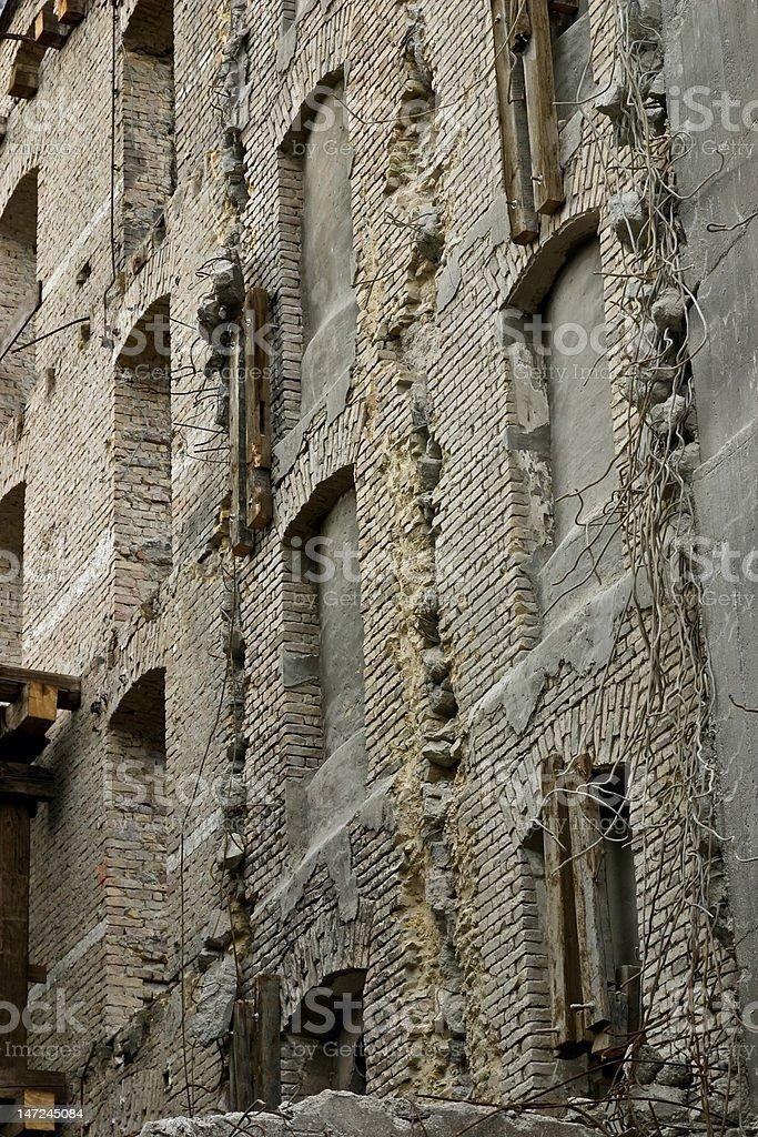 mill windows royalty-free stock photo