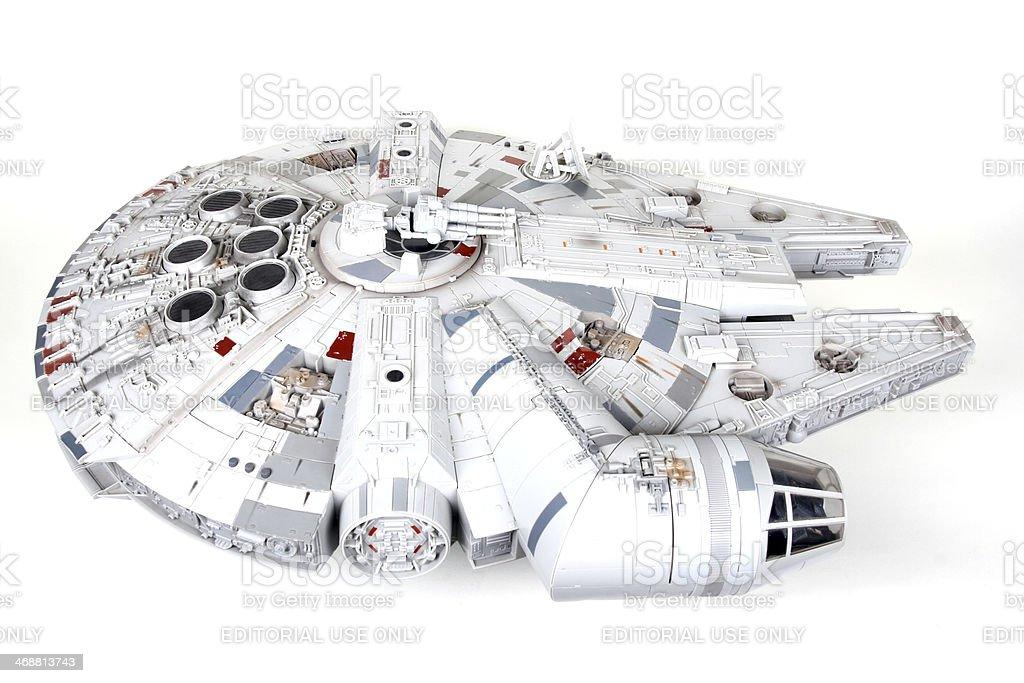 Millenium Machine royalty-free stock photo
