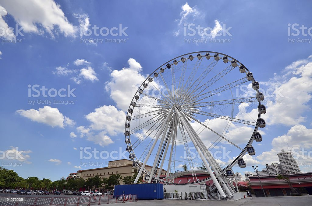 Millennium Wheel, stock photo