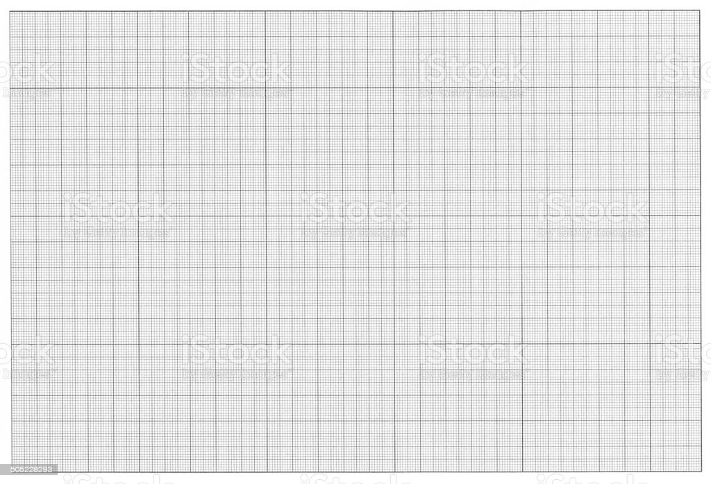 Millimeter Paper Graph Paper Stock Photo 505228293 Istock