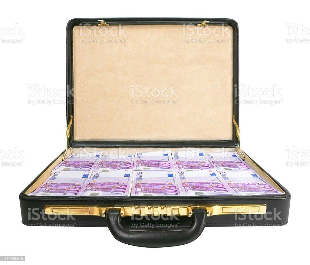 million euro royalty-free stock photo