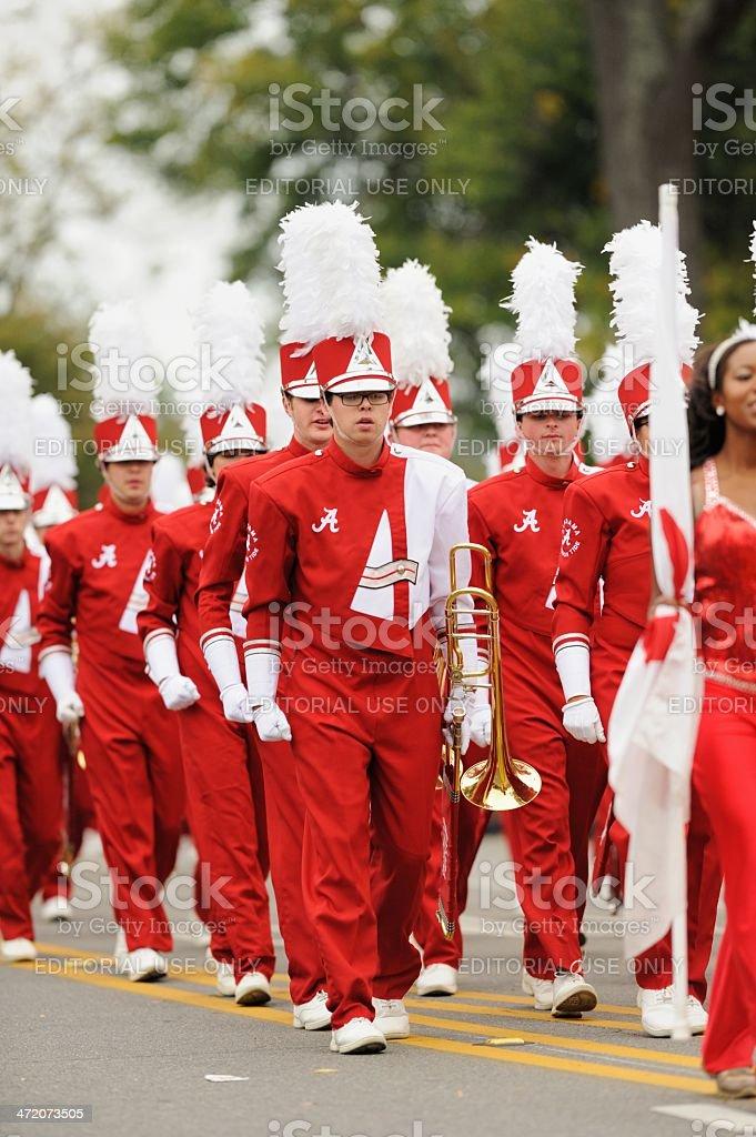 Milllion Dollar Band royalty-free stock photo
