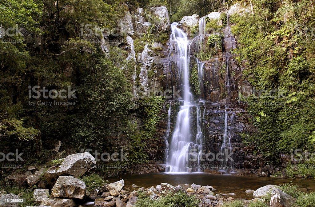 Minamurra Falls stock photo