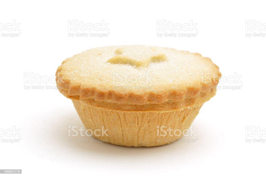 Mince Pie royalty-free stock photo