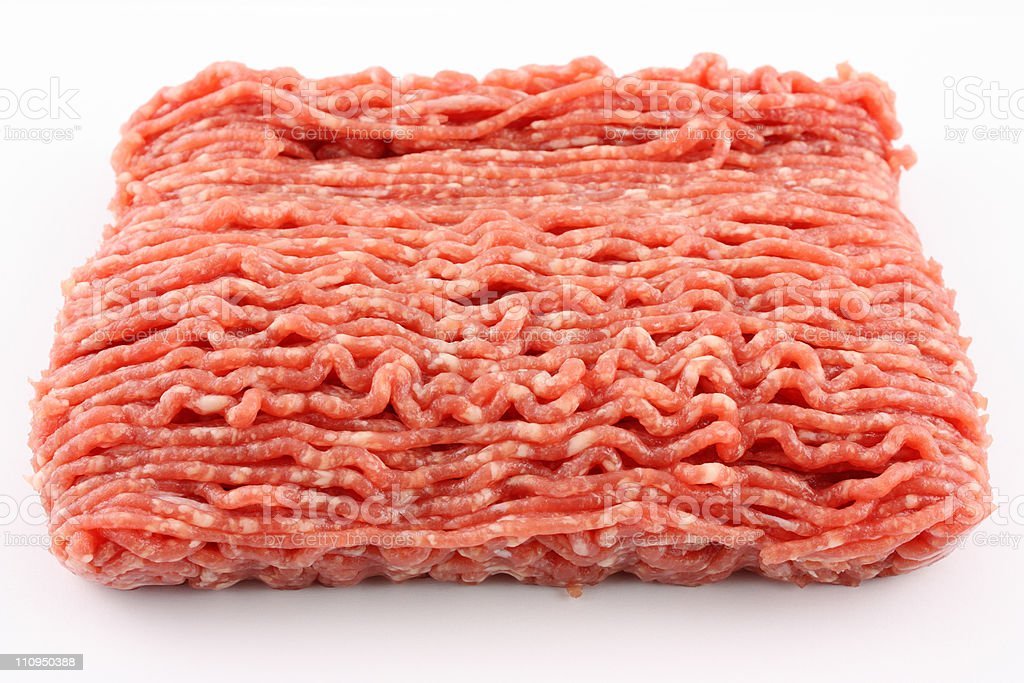 Minced Meat royalty-free stock photo