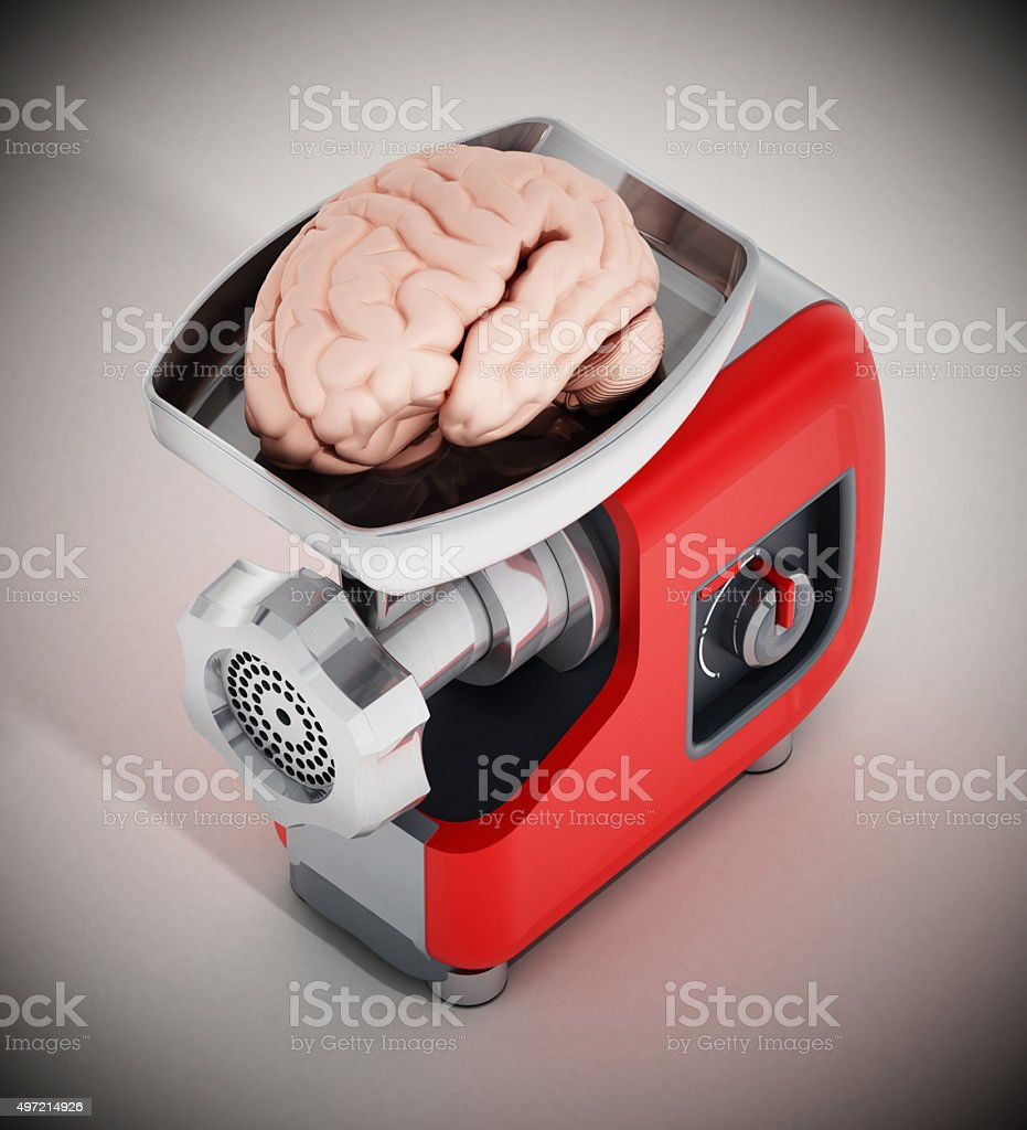 Mincer stock photo