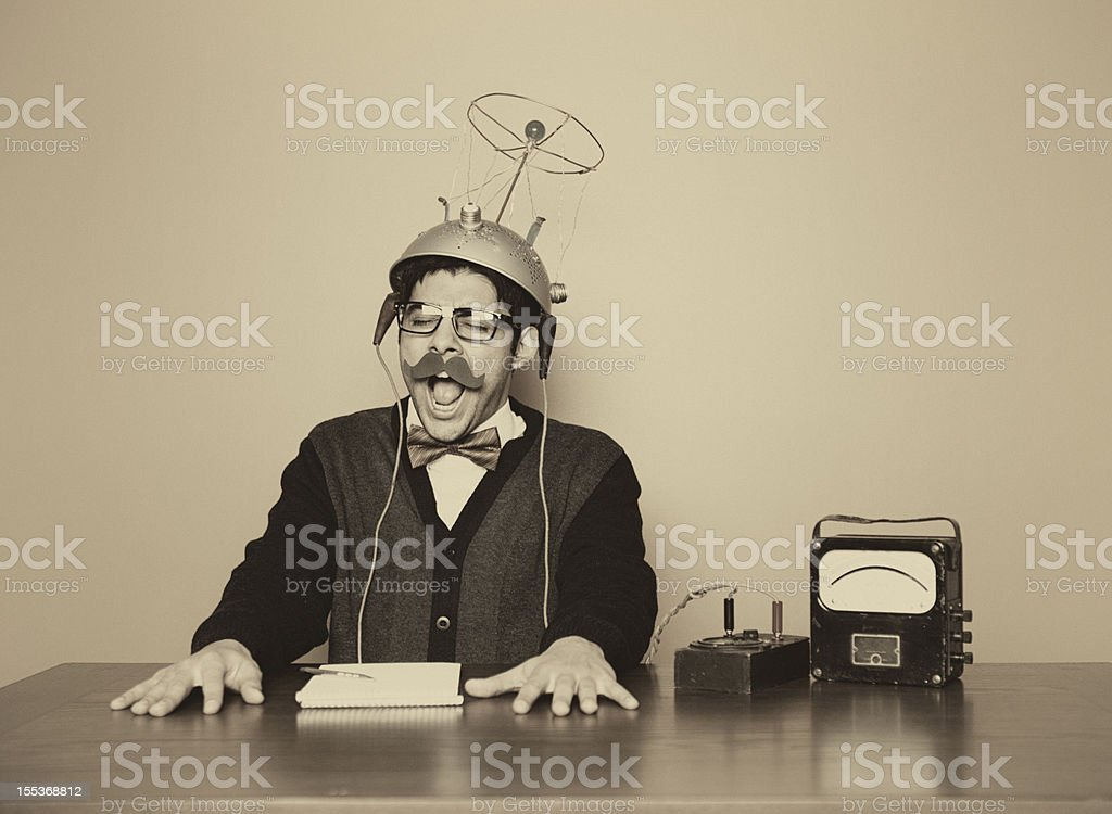 Mind Bender royalty-free stock photo