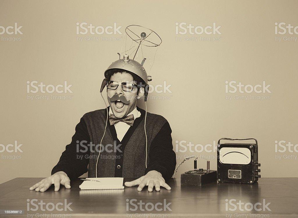 Mind Bender stock photo