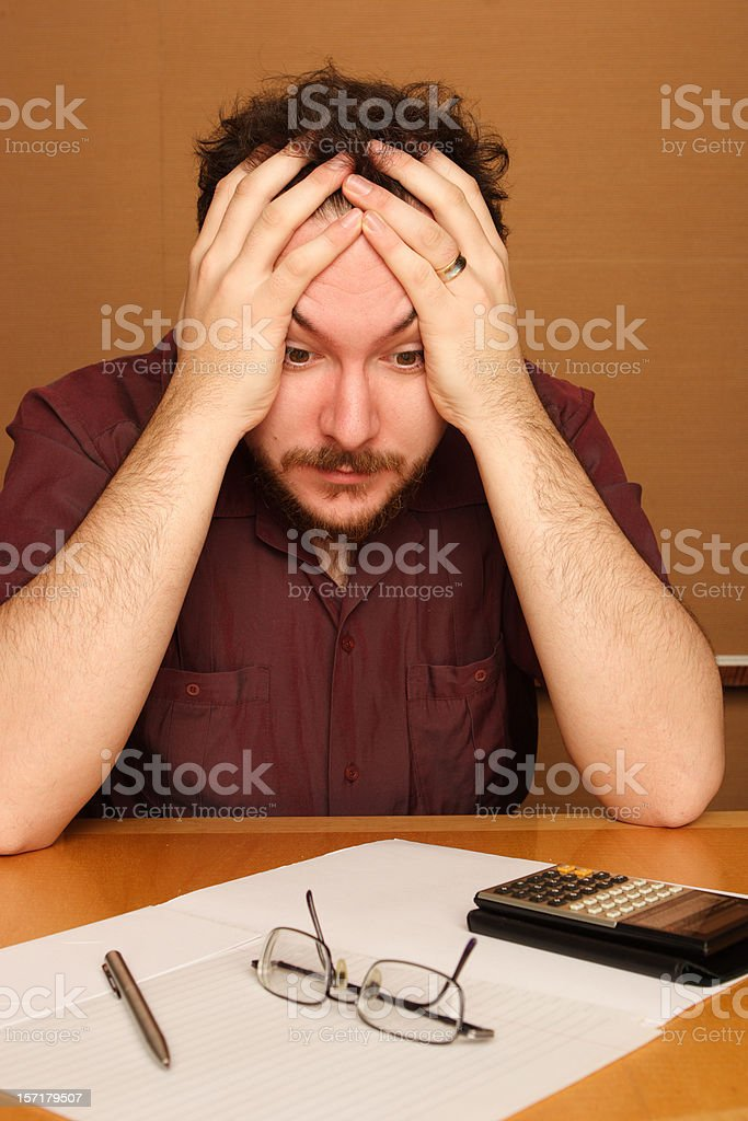 Mind boggling stock photo