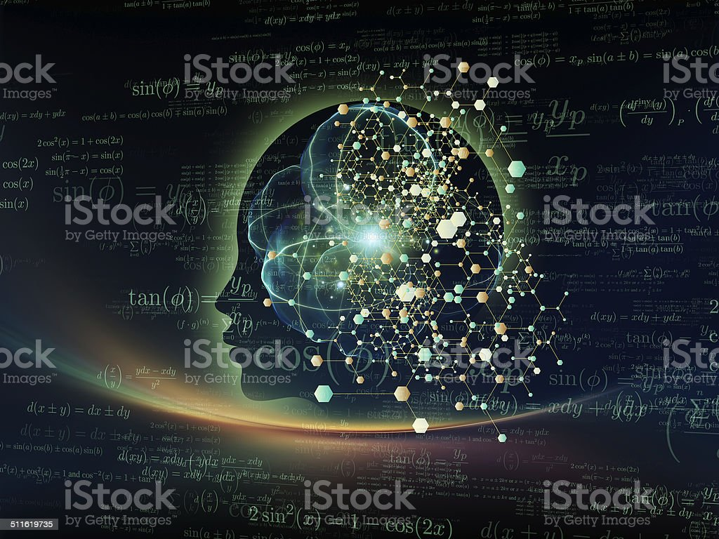 Mind Energy stock photo