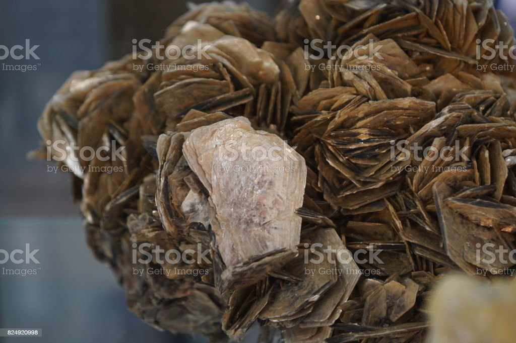 Mineral stock photo