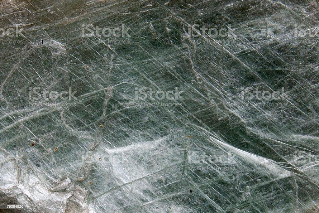Mineral Talc stock photo