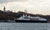 MV Minerva Cruise Ship in Istanbul - Swan Hellenic