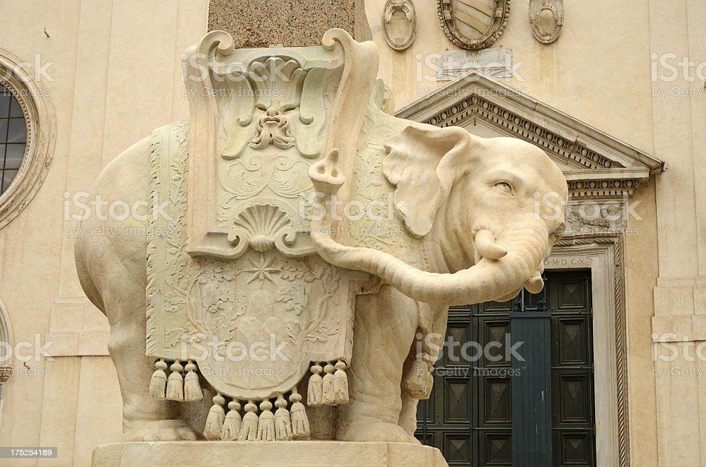 Minerva's Pulcino royalty-free stock photo
