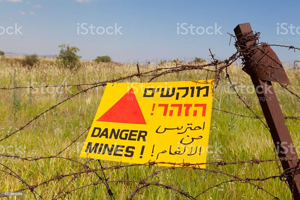 Mines stock photo