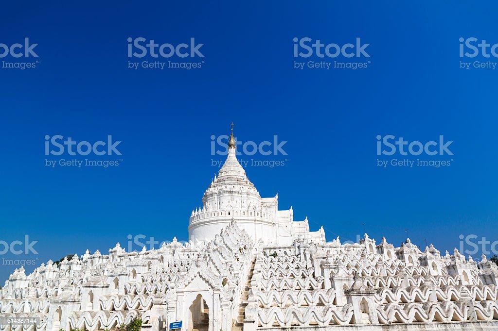 Mingun, Mandalay Myanmar stock photo