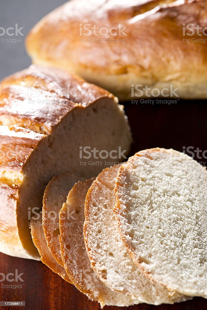 Mini Baguette stock photo