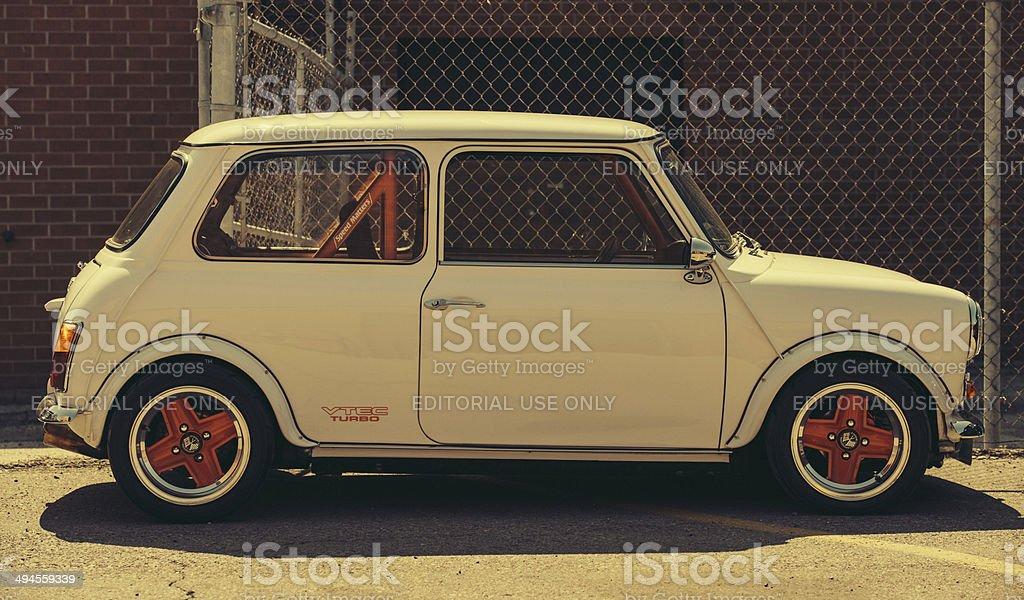 Mini Classics stock photo